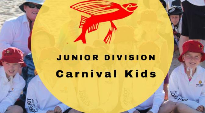 Carnival Kids 2021/22