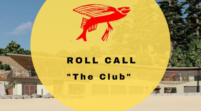 Roll Call # 1